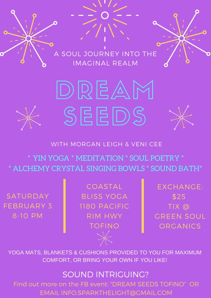 DREAM SEEDS TOFINO